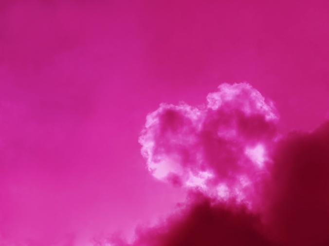 HeartPinkCloud